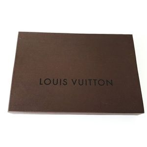 "Louis Vuitton Empty Box 14"" x  10"" x 2"""